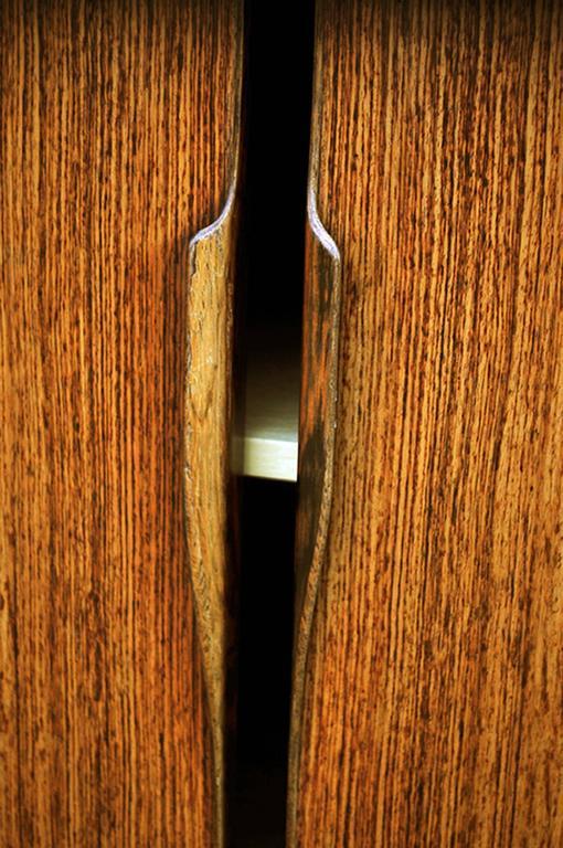 Gunni Omann Rosewood Sideboard or Credenza, Danish Modern For Sale 5