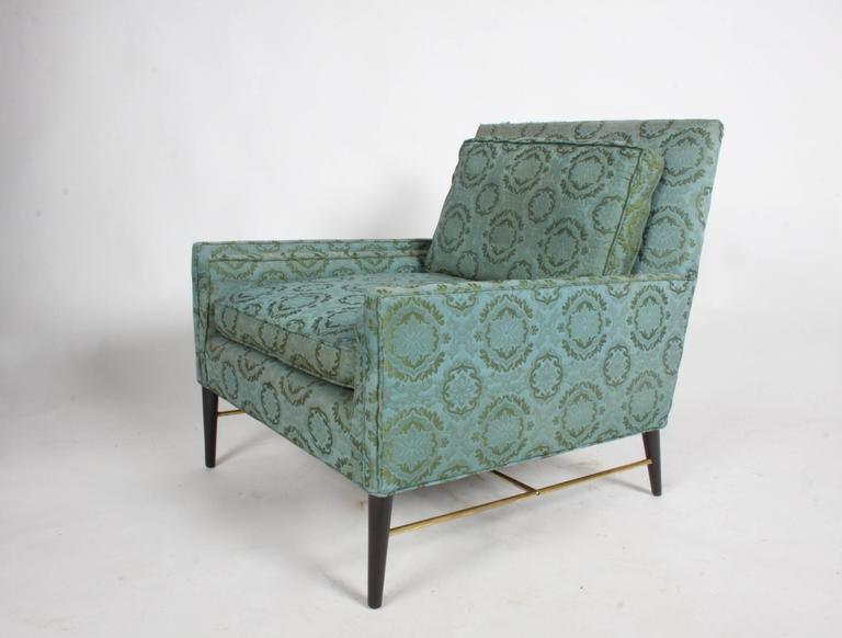 Mid-Century Modern Pair of Paul McObb for Calvin Lounge Chairs For Sale