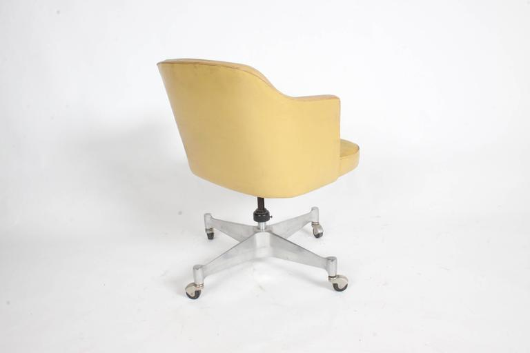 Mid-20th Century George Nelson for Herman Miller Low Desk Chair For Sale