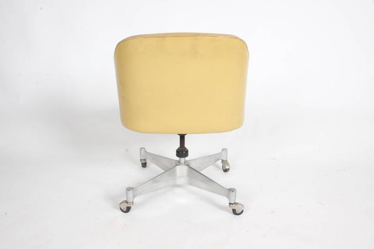 George Nelson for Herman Miller Low Desk Chair For Sale 1