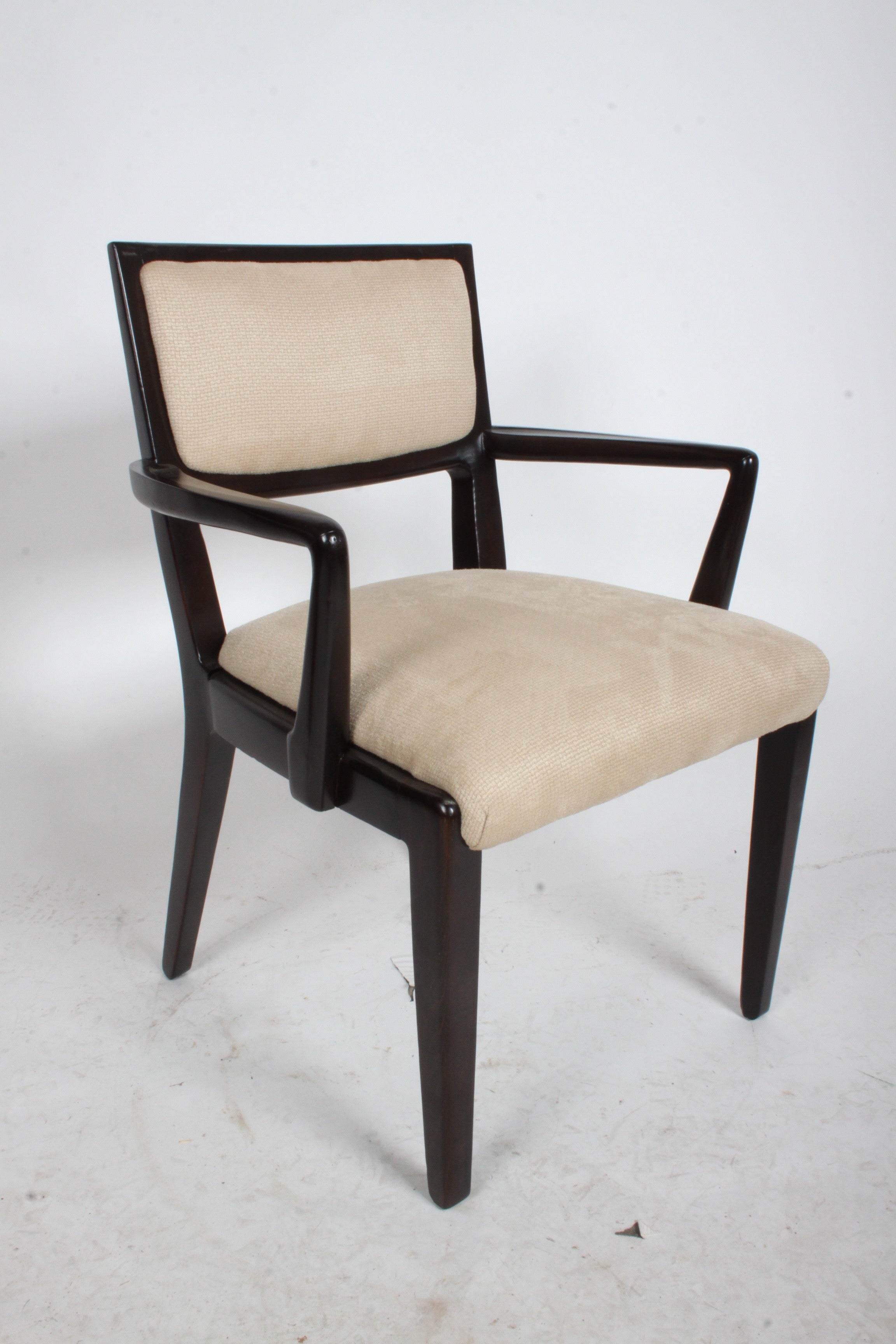 Pair Of Edward Wormley For Drexel Arm Chairs   Precedent Collection For  Sale At 1stdibs