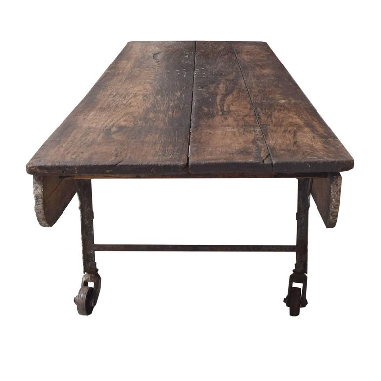20th Century Argentine Baker's Table For Sale