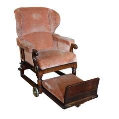 English Adjustable Chair
