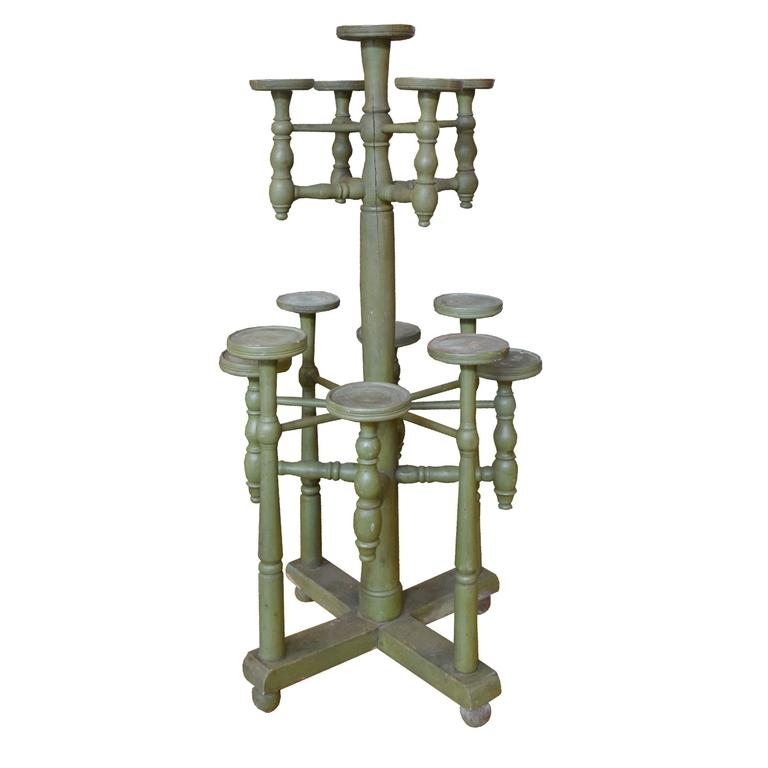 French Multi-Tier Plant Stand