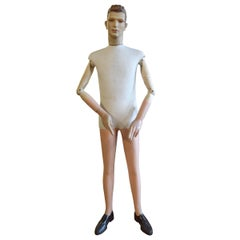 French Articulated Mannequin