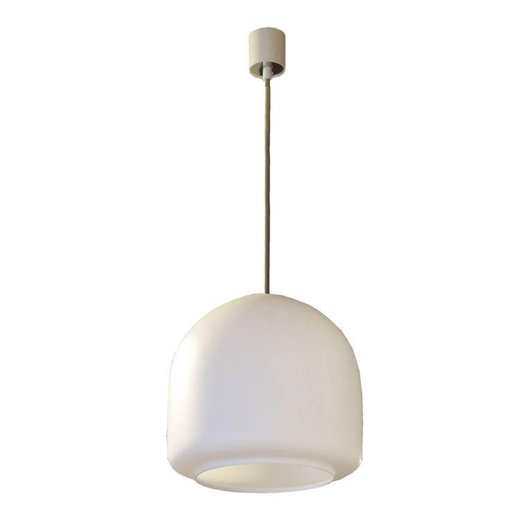 Czech Mid-Century Light Fixture For Sale