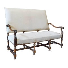 18th Century French Settee