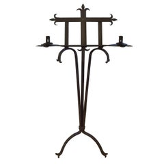 French Wrought Iron Book/ Music Stand