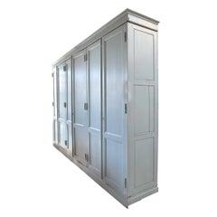 Fantastic Italian Six-Door Cabinet