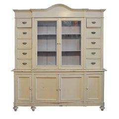 Italian Multi-Drawer Cabinet