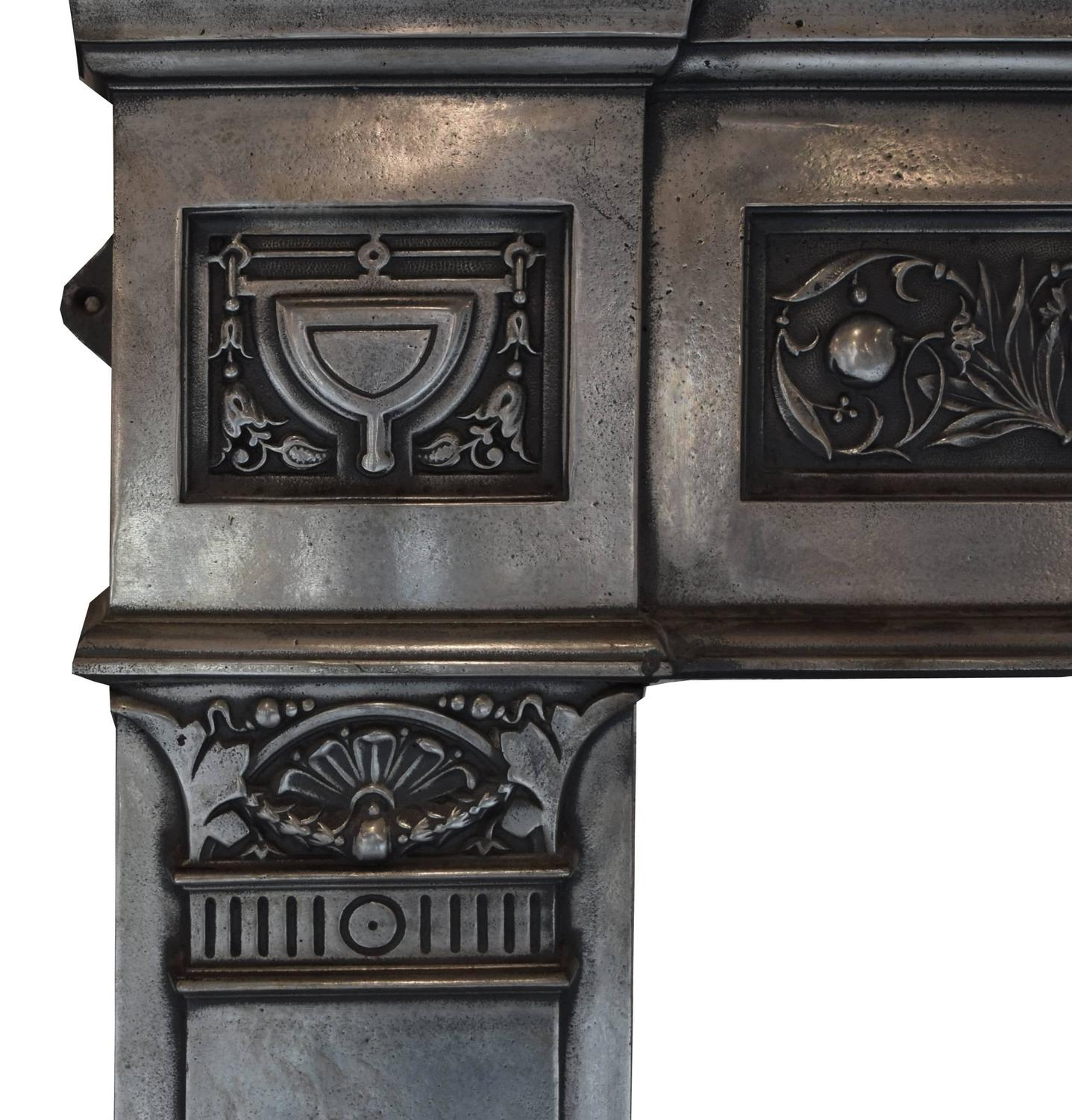 Cast Iron Fireplace Surround For Sale At 1stdibs