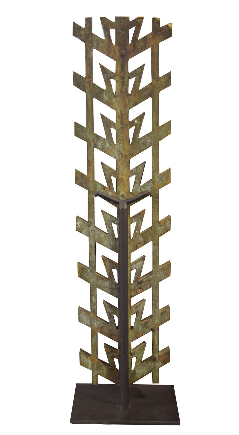 Bronze Baluster From The Marshall Fields In Evanston Il At 1stdibs