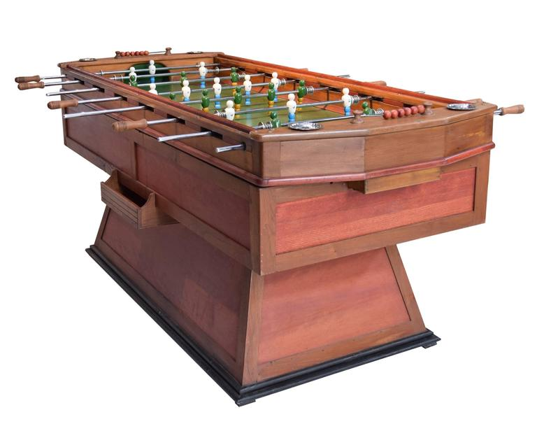 Italian Foosball Table For Sale At Stdibs - Italian foosball table
