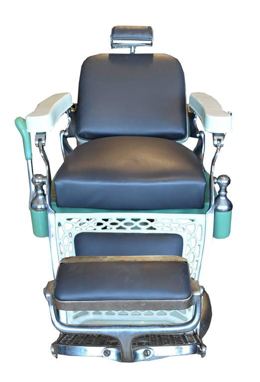 emil j paidar barber shop chair 3 - Barber Chairs For Sale