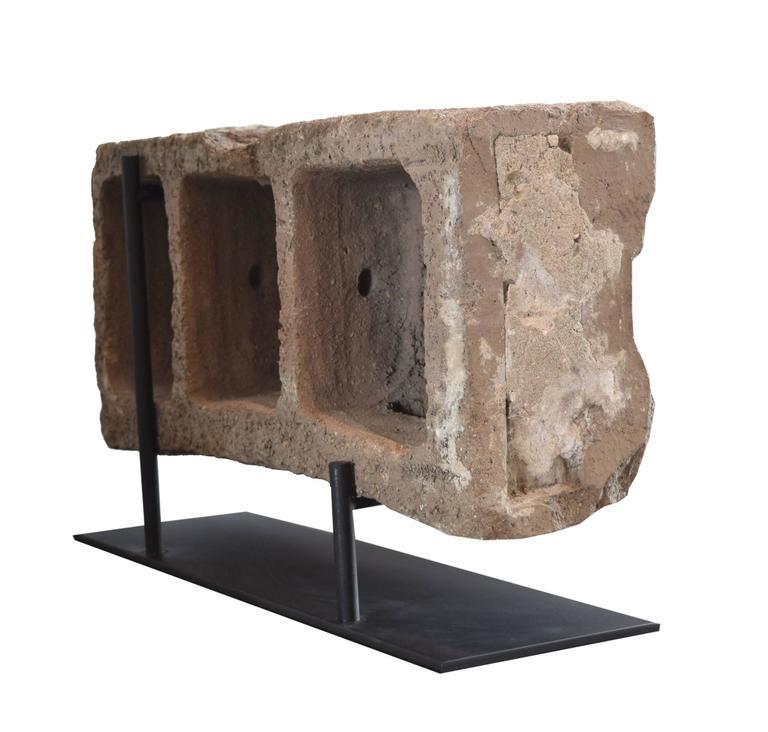 American Sullivan Designed Terracotta Facade Fragment from the Chicago Stock Exchange For Sale