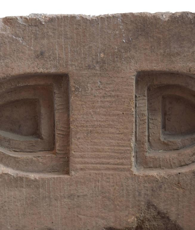 19th Century Sullivan Designed Terracotta Facade Fragment from the Chicago Stock Exchange For Sale