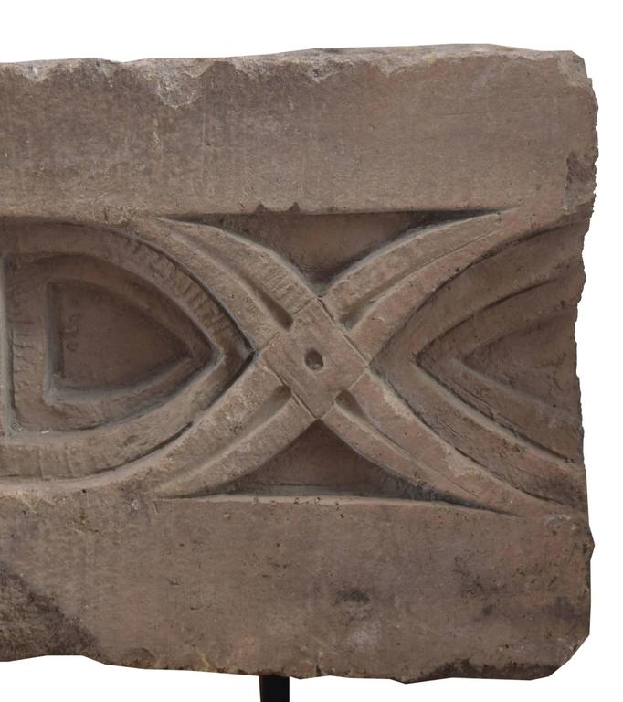 Sullivan Designed Terracotta Facade Fragment from the Chicago Stock Exchange In Excellent Condition For Sale In Chicago, IL