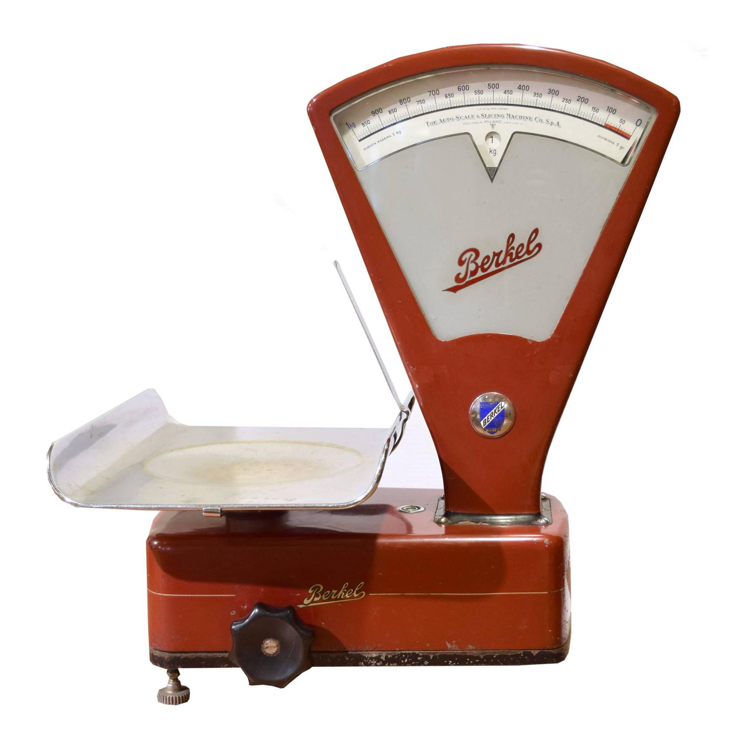 Berkel Scale Model Nl At 1stdibs