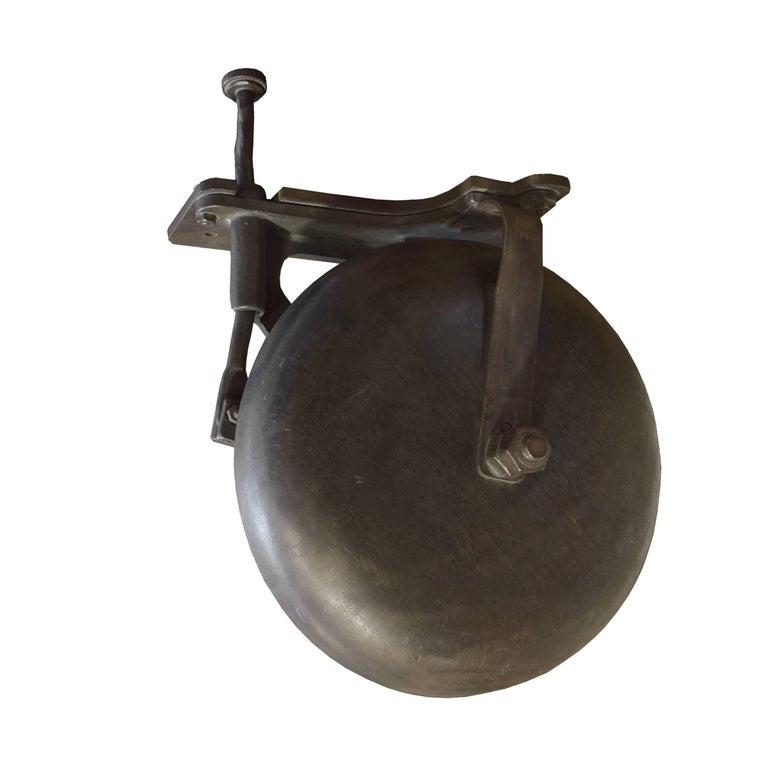 Cast Iron Street Car Bell
