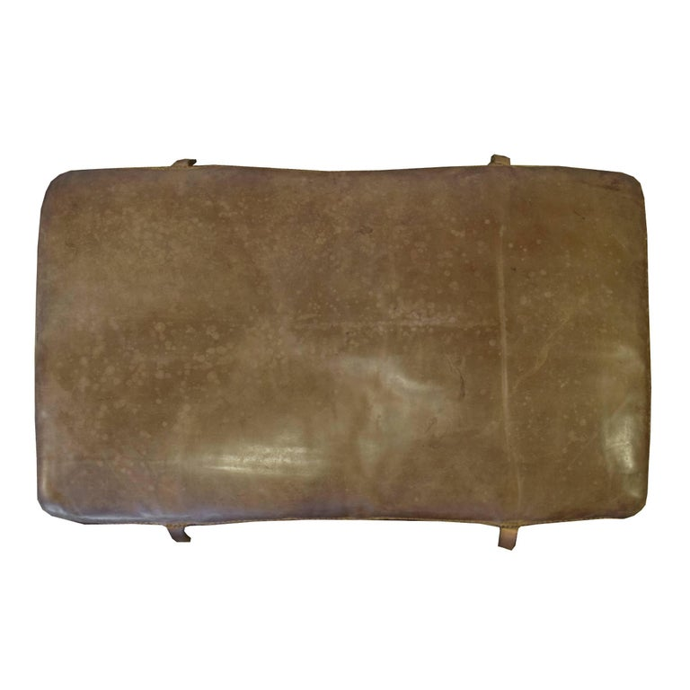 Leather Gym Mat