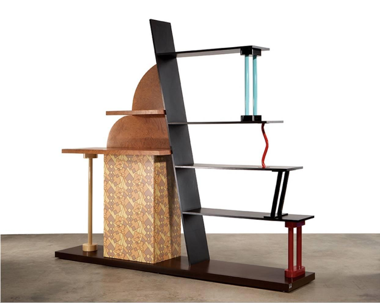malabar sideboard by ettore sottsass 1982 for sale at 1stdibs. Black Bedroom Furniture Sets. Home Design Ideas