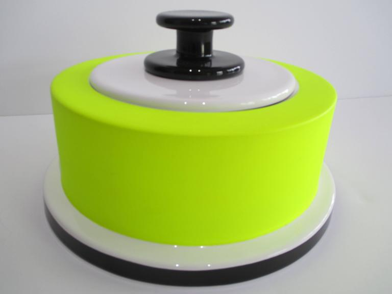 "Ettore Sottsaas ""Short Stories 2003"" ceramic box a limited edition 1/33