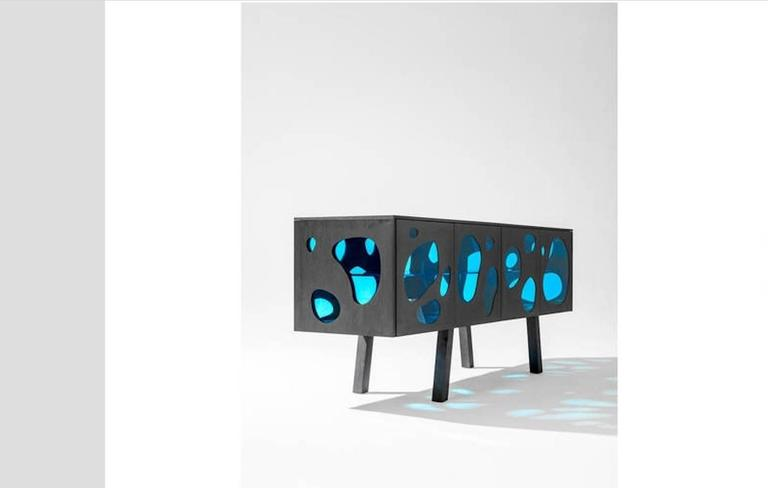 Cabinet (Aquario) by Fernando and Humberto Campana 4