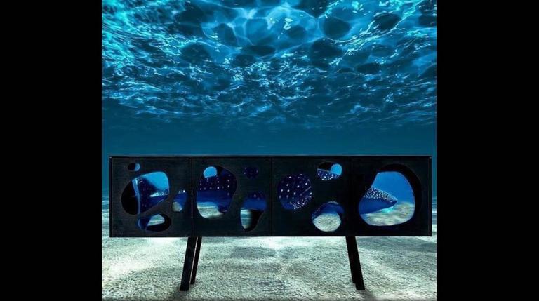 Cabinet (Aquario) by Fernando and Humberto Campana 2
