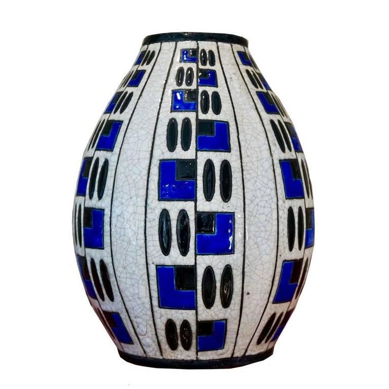 Jacques Adnet Vase D.1016 1