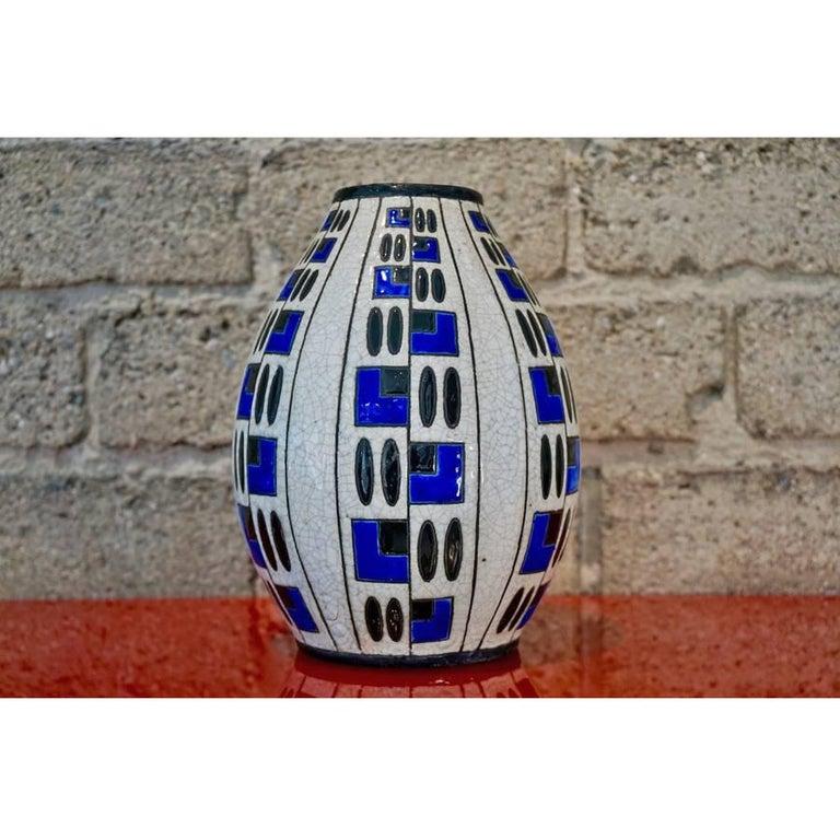 Jacques Adnet Vase D.1016 2