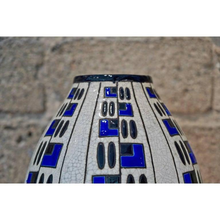 Jacques Adnet Vase D.1016 3