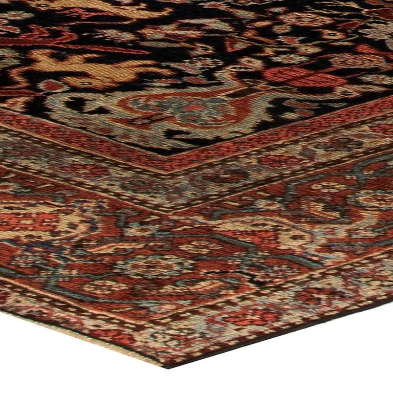 Antique persian feraghan rug for sale at 1stdibs - Deluxe persian living room designs with artistic rug collection ...