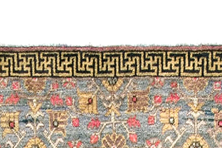 Vintage Samarkand 'Khotan' Rug In Good Condition For Sale In New York, NY