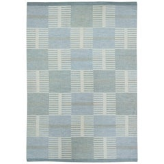 Swedish Flat-Weave Carpet by Carl Malmsten