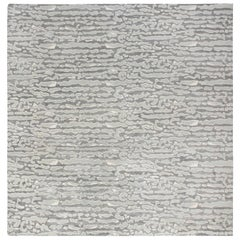 Beach Pebbles Contemporary Rug