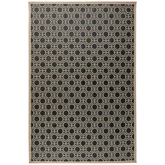 Modern Art Deco Designed Rug