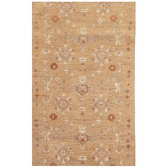 Traditional Inspired Tabriz Rug