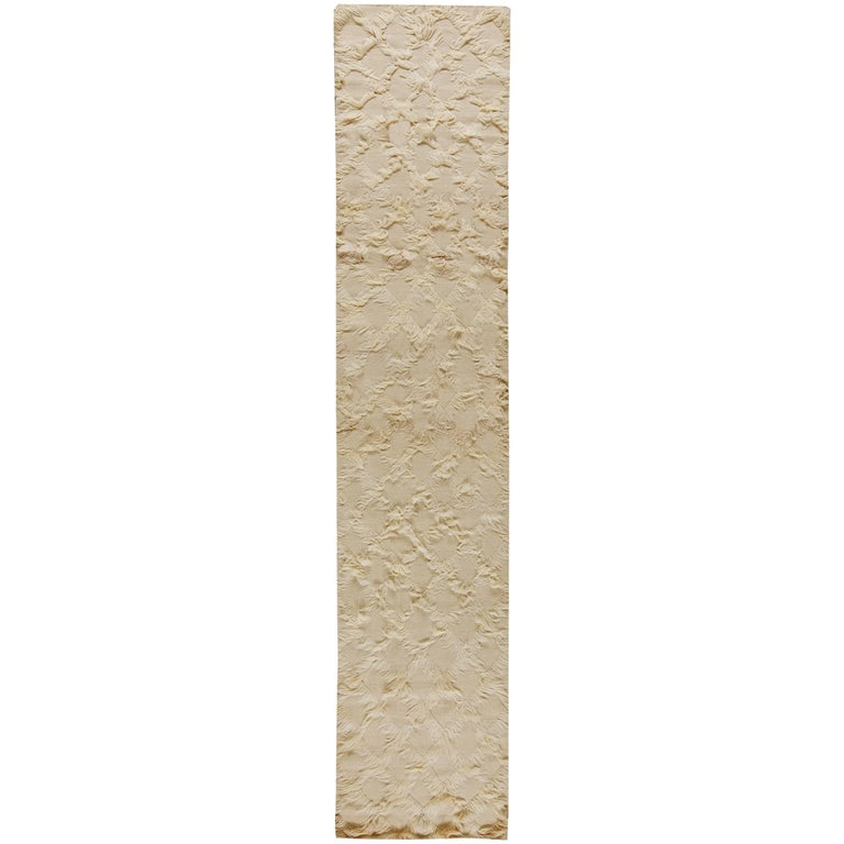 Moroccan Flat-Weave Rug