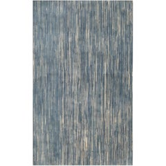 Blue Modern Rug
