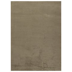Brown Contemporary Rug