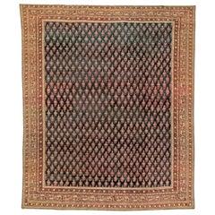Antiker indischer Agra Teppich