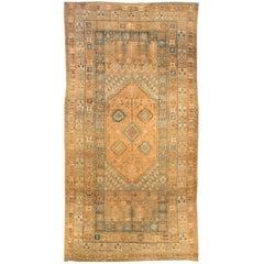Orange Vintage Moroccan Carpet