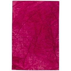Contemporary Agua Pink Rug