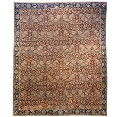 Antiker Indischer Teppich