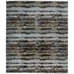 Grey Tibetan Rug