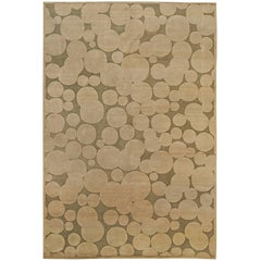 Alan Wanzenberg Bubble Design Rug
