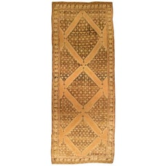 Antique Russian Karabagh Gallery Carpet