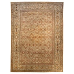 Vintage Indian Amritsar Rug