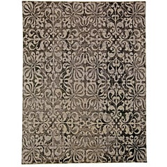 Passion Flowers Rug