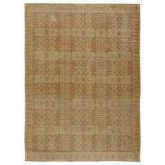Modern Central Asian Rugs